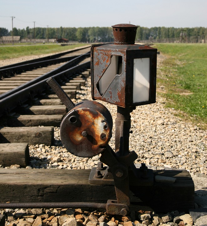Switch Point, Rail, Track, Points Lever, Indicator Lamp