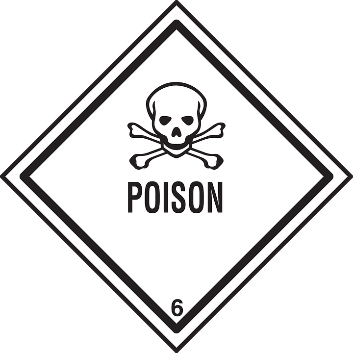 Warning, Poison, Danger, Information, Dangerous