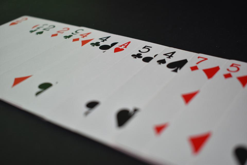 Ace, Heart, Playing Cards, Cards, Poker, Game, Casino