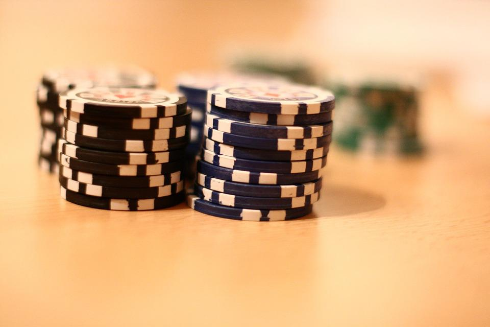 Poker, Poker Chip, Play Poker, Play, Gambling, Win