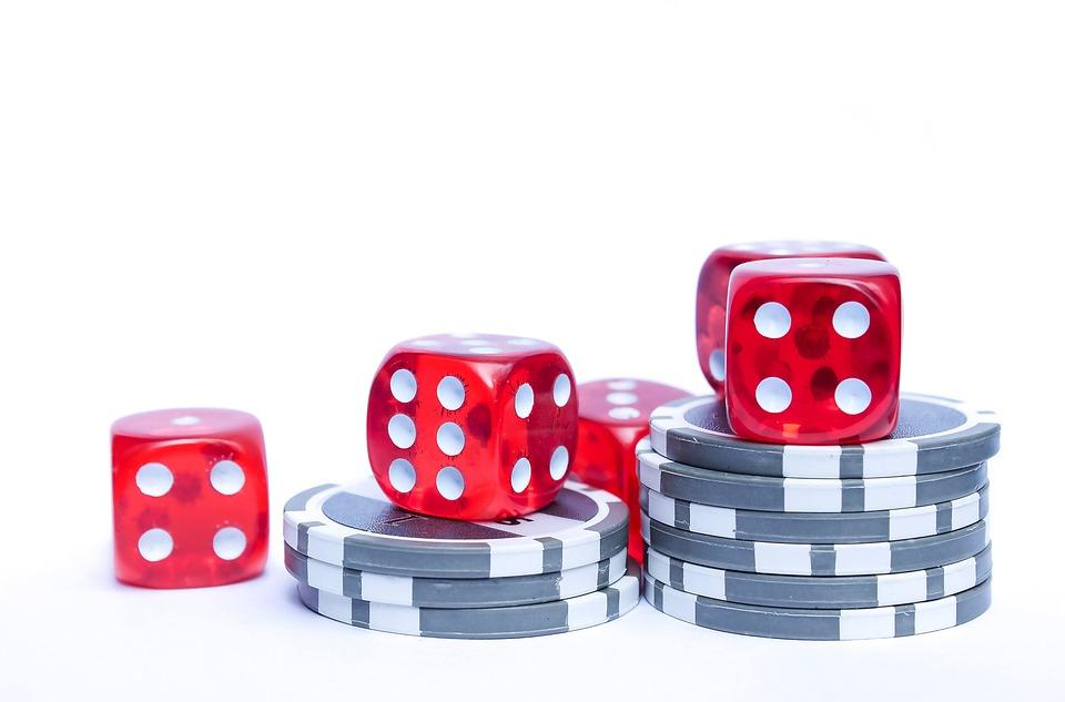 Cube, Poker Chips, Game Bank, Poker Face, Poker Game