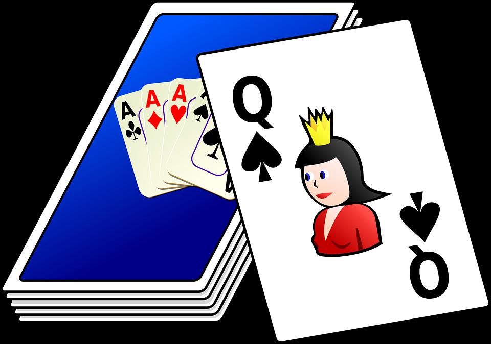 Playing, Cards, Deck, Card, Games, Poker, Bridge
