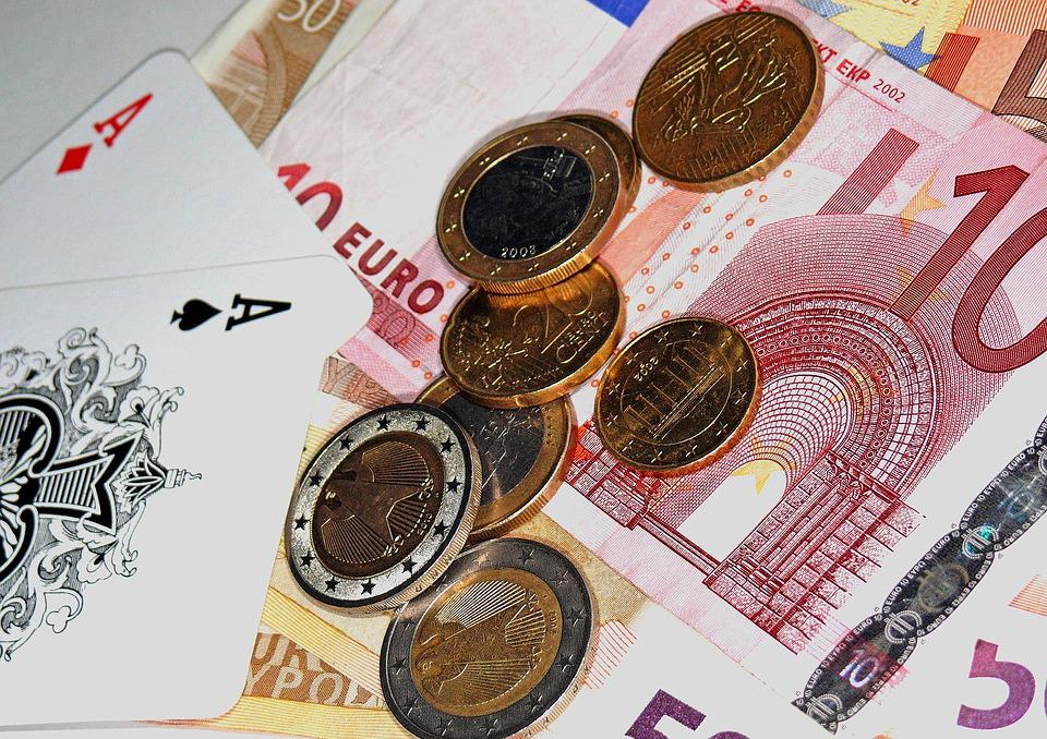 Poker, Aces, Profit, Loss, Gambling, Casino