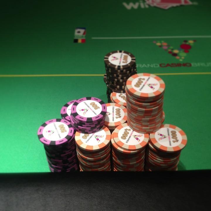 Poker, Casino, Poker Chips