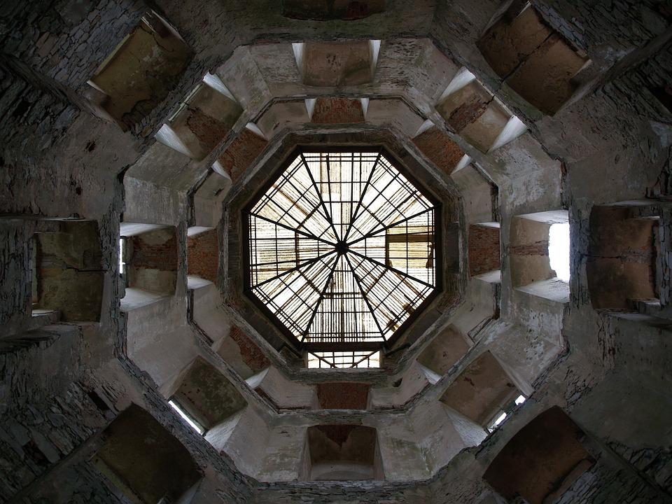 Palace, Ruin, Architecture, Poland, Swietokrzyskie