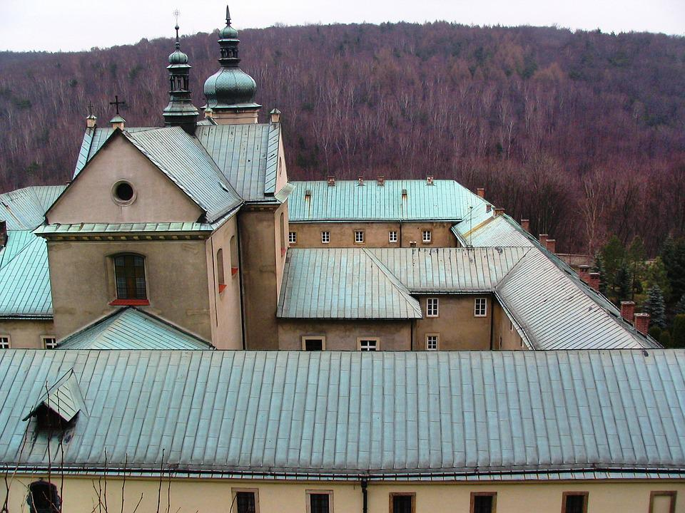 Czerna, Monastery, Church, Buildings, Building, Poland