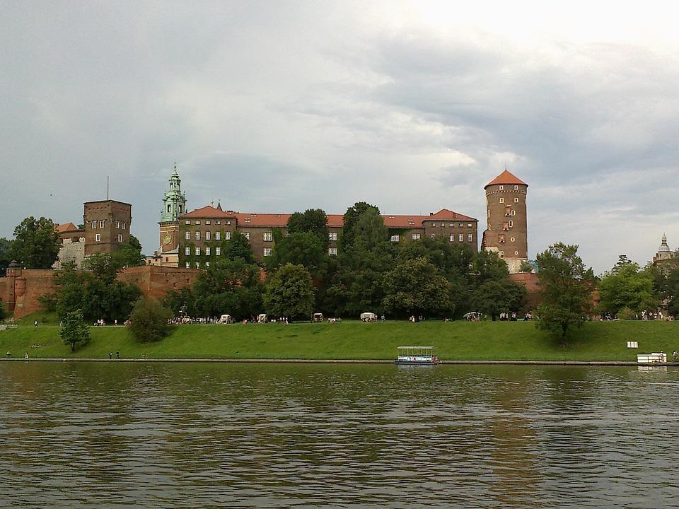 Castle, Poland, Island