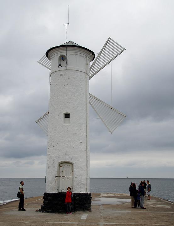 Free photo Poland Mill Swinoujscie Staw Mills The Baltic Sea - Max Pixel