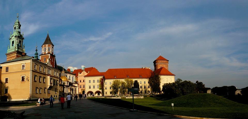 Kraków, Poland, Wawel, Architecture, Monument, Sky