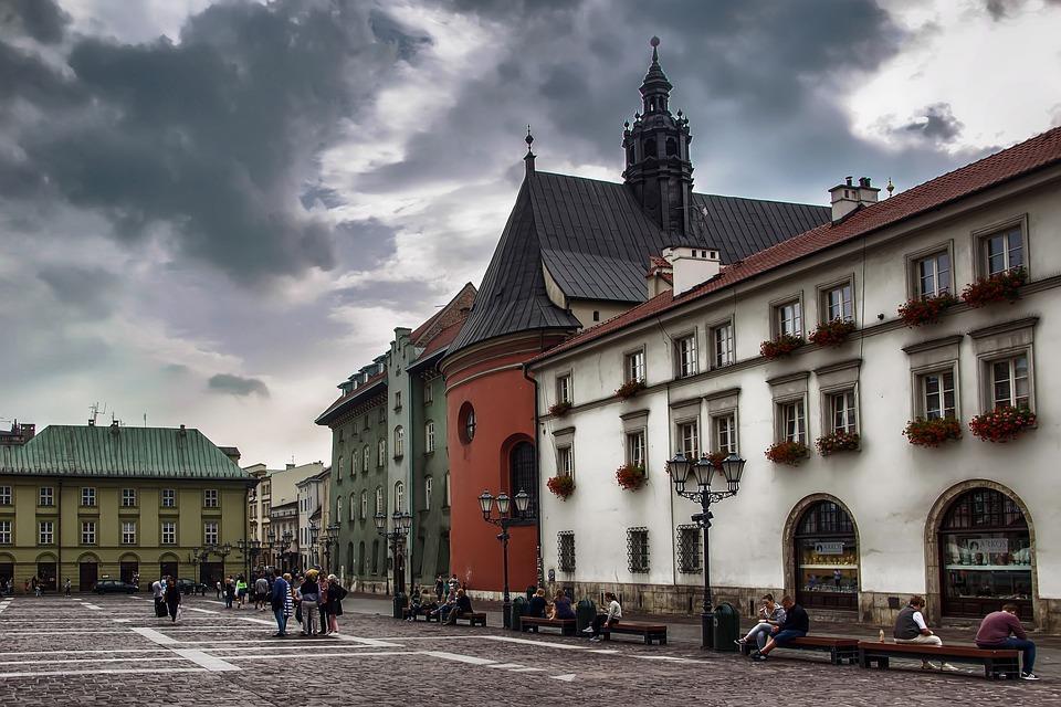 Explore The City, Wawel, Krakow, Poland, Monument