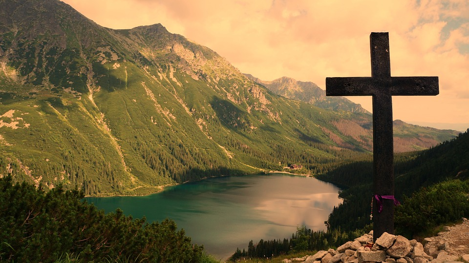 Tatry, Black Pond Tracked, Mountains, Poland, Tourism