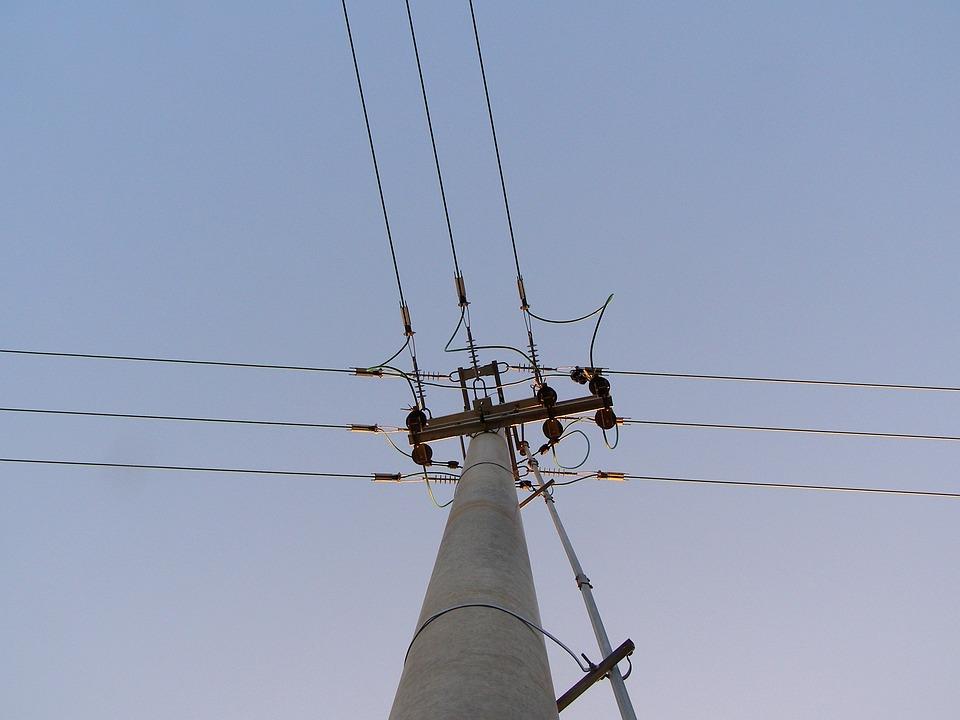 Current, Pole, Energy, The Voltage, Village