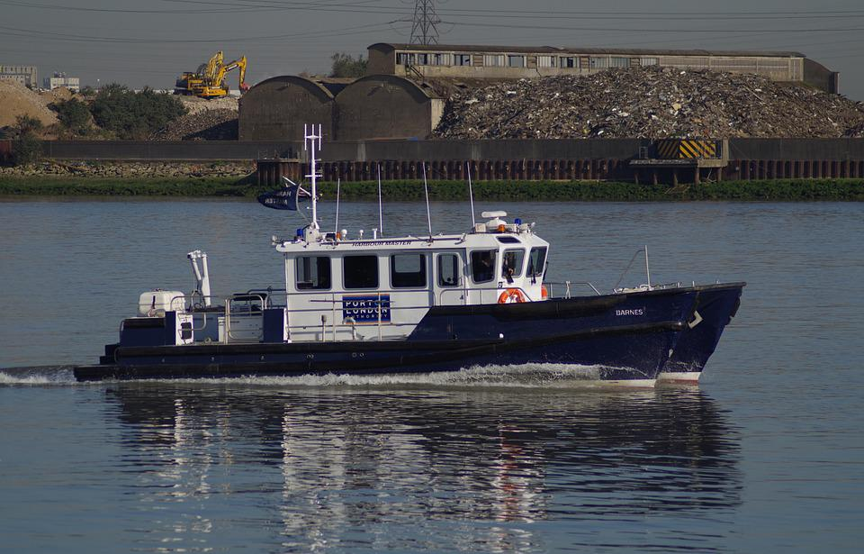 Harbour Master, Police, Boat, Thames, Enforcement