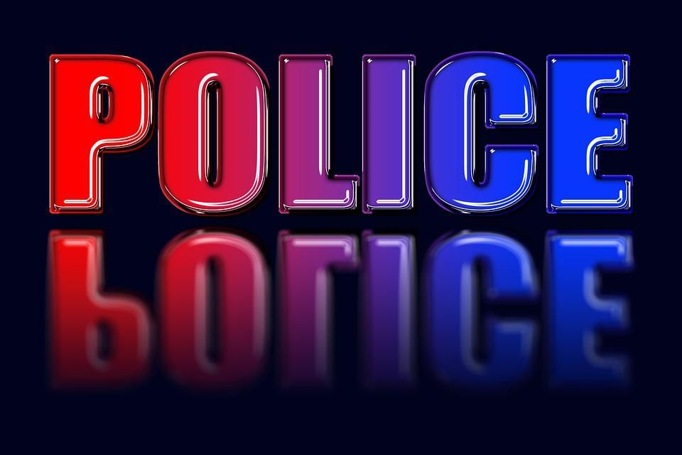 Police, Cops, Law, Taxes, Enforcement, Government, Text