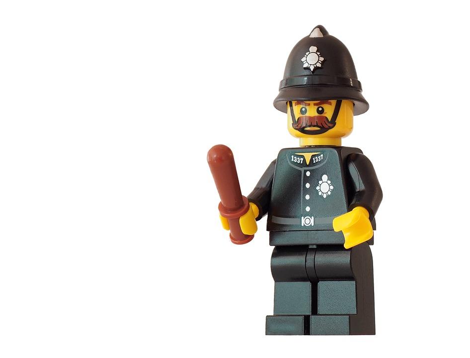 Police, Lego, Policeman, Law, Enforcement