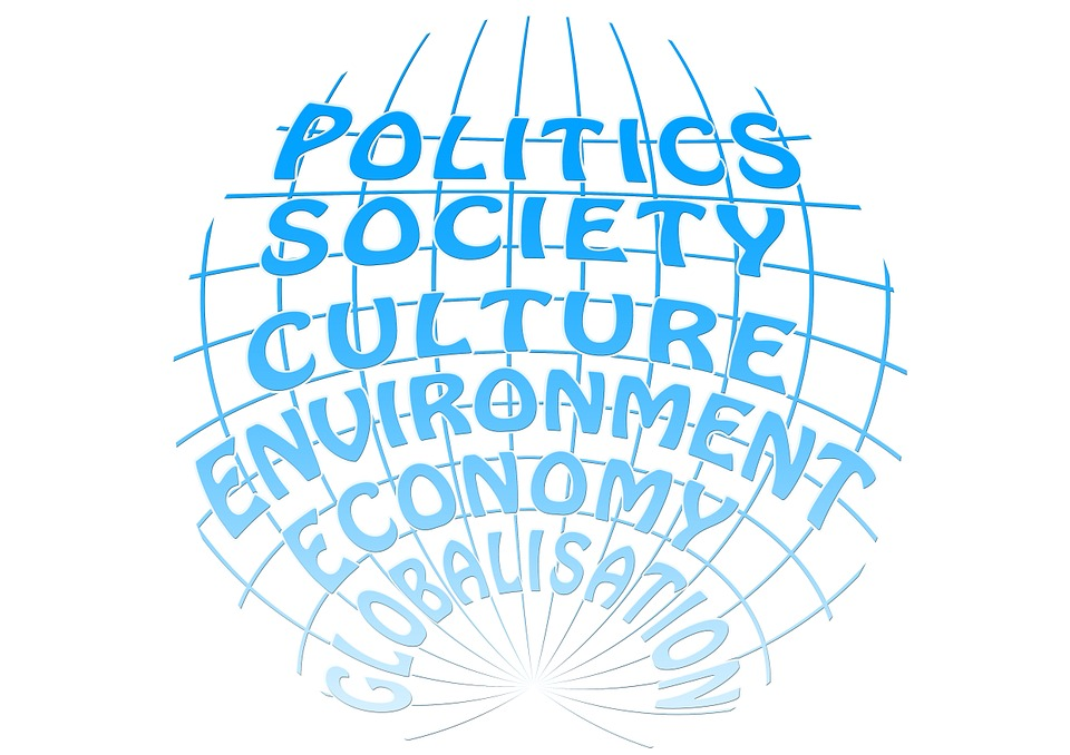Globalization, Policy, Society, Culture, Environment