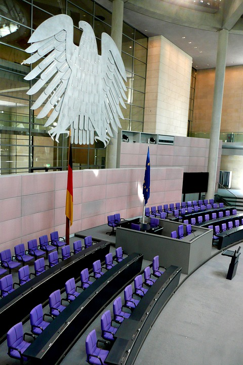Germany, Reichstag, Government, Berlin, Capital, Policy