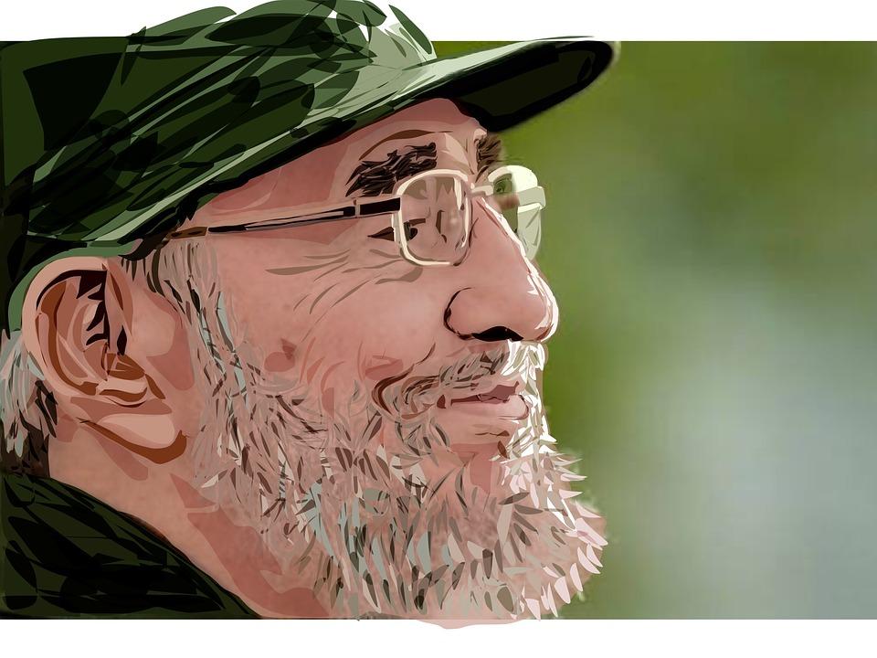 Fidel, Castro, Revolutionary, Politician, Cuba, 1959