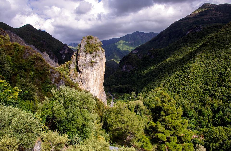 Orsomarso, Calabria, Pollino, Pollino National Park