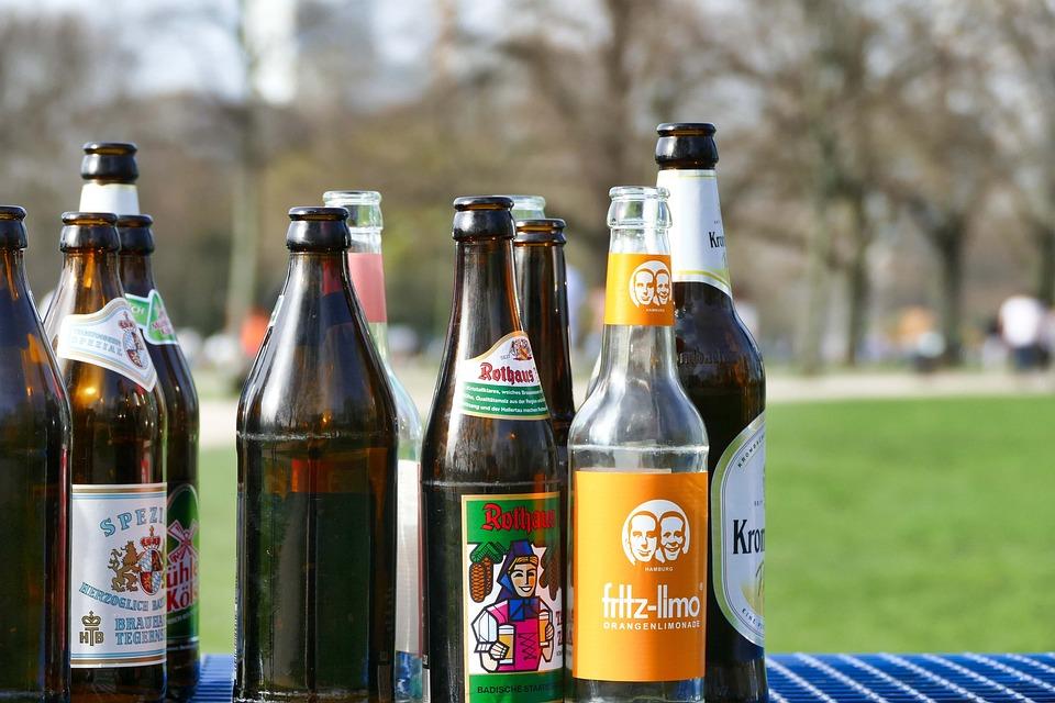 Bottle, Returnable Bottle, Beer Bottle, Pollution