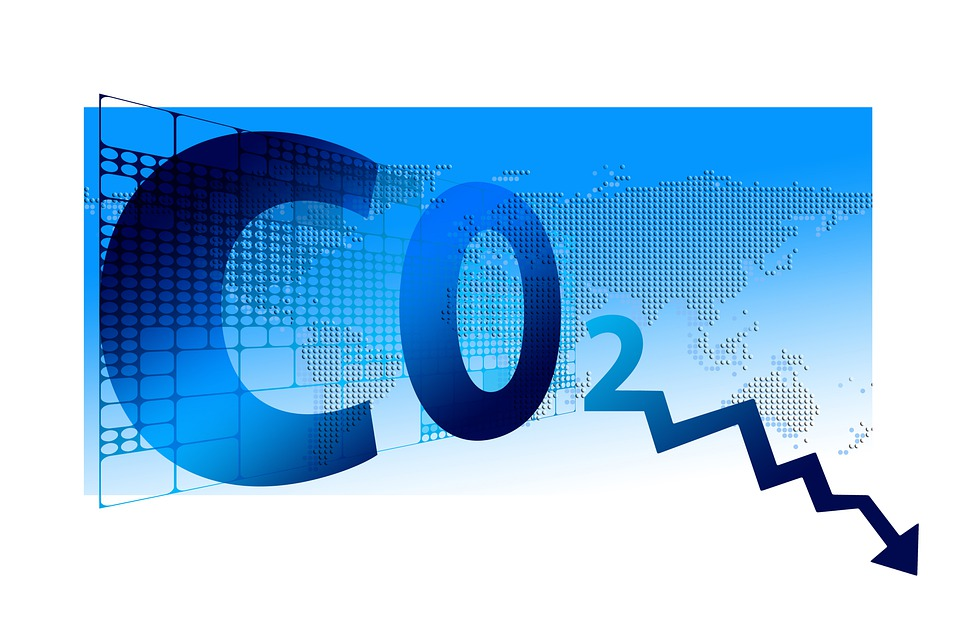 Co2, Pollution, Continents, Exhaust Gases