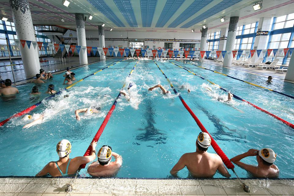 Free photo Pool Indoor Pool Swimming Exercise - Max Pixel