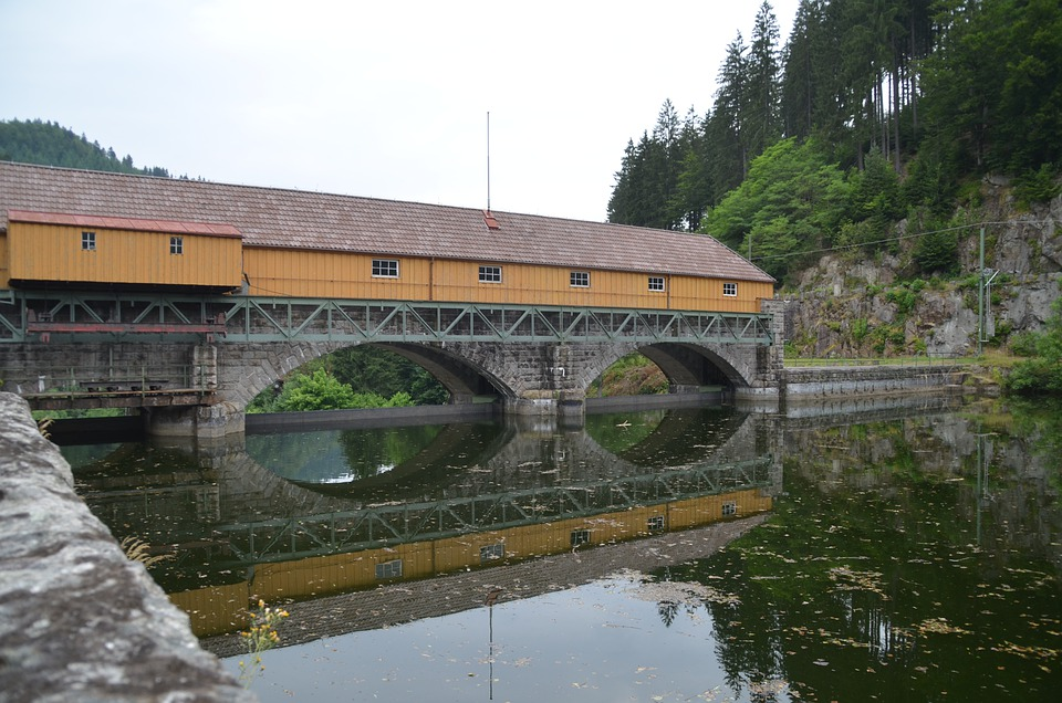 Forbach, Black Forest, Pools
