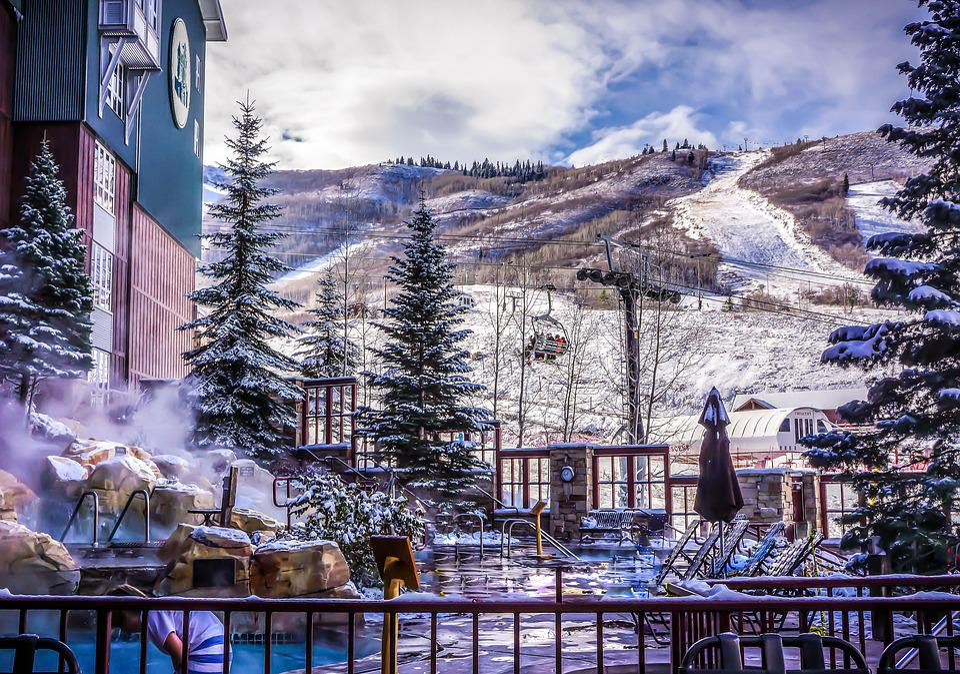Park City, Marriott, Pools, Hot Tubs, Ski Resort, Steam