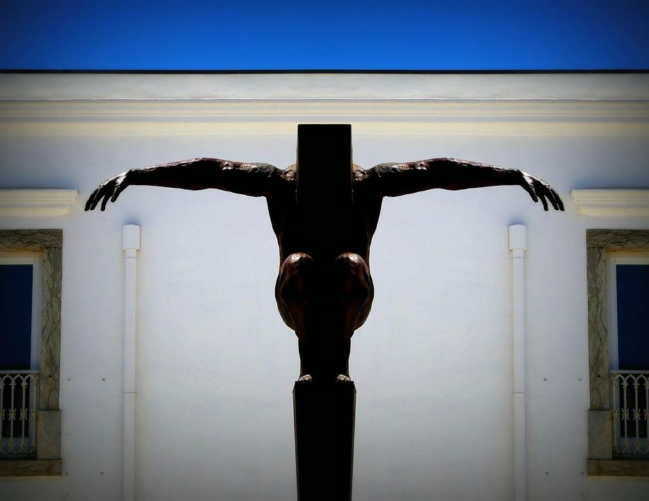 Figure, Sculpture, Man, Artwork, Statue, Poor, Wing