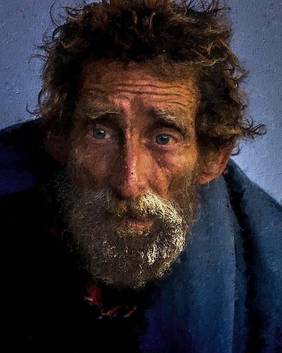 Homeless, Man, Poverty, Male, Poor, Homelessness