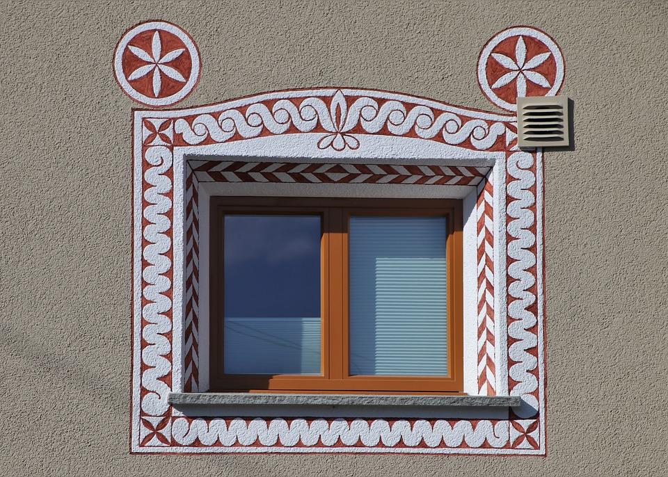 Window, Decorative, Popular, Pane, Building