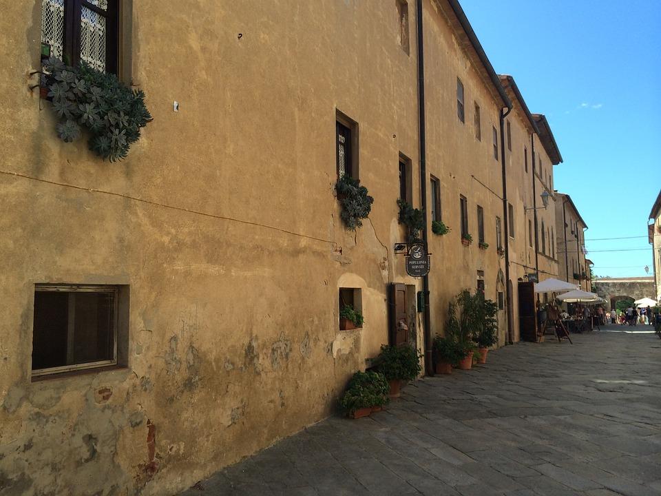 Populonia, Italy, Tuscany