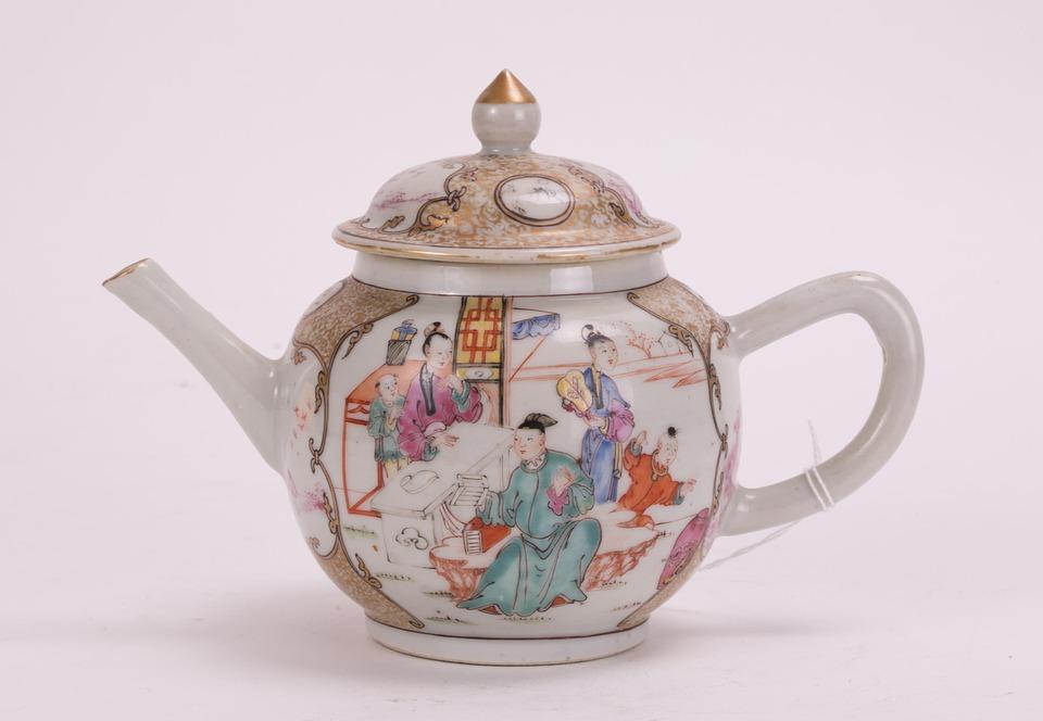 Pot, Flagon, Porcelain, Container, Kettle