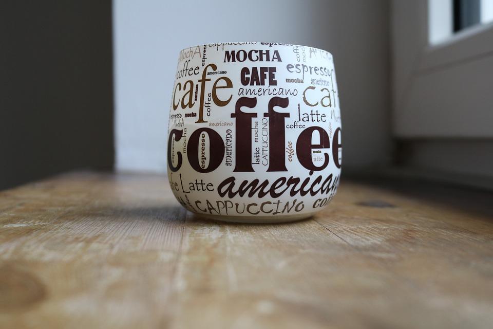 Coffee, Candle, Espresso, Cups, Latte, Cafe, Porcelain