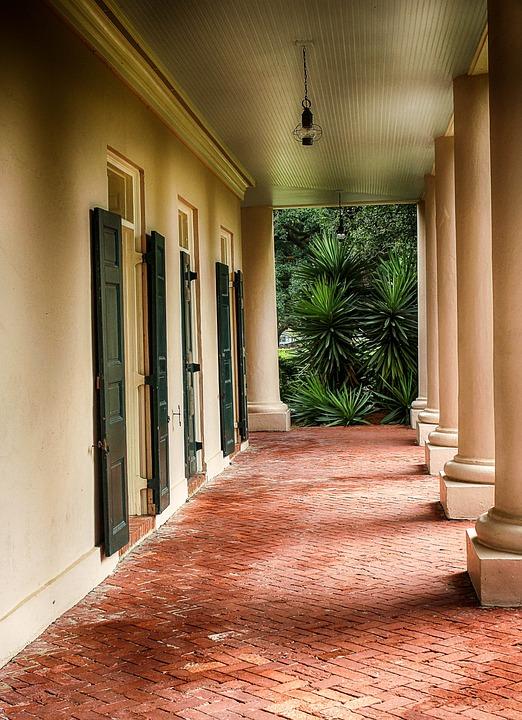 Porch, Veranda, Breezeway, Terrace