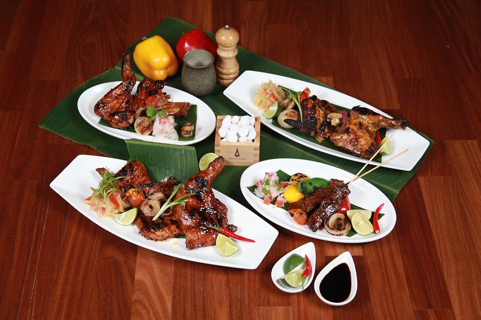 Filipino Barbecue, Pork, Ribs, Poultry, Restaurant
