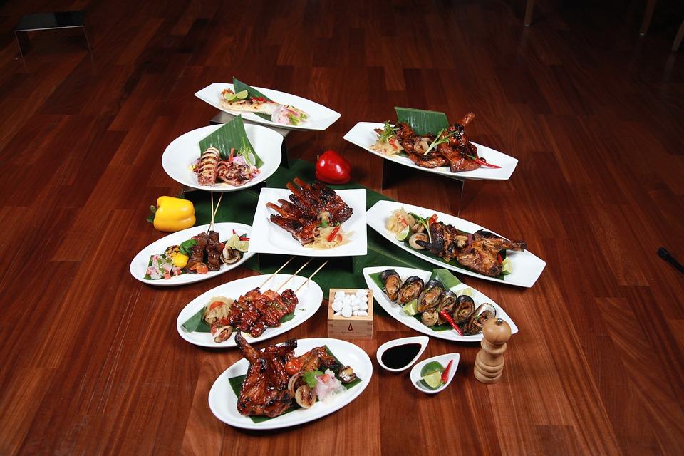 Barbecue, Filipino Cuisine, Pork, Ribs, Poultry