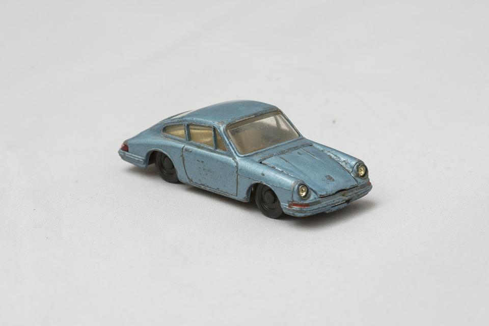 Porsche 911, Classic, Matchbox, Found In The Cellar