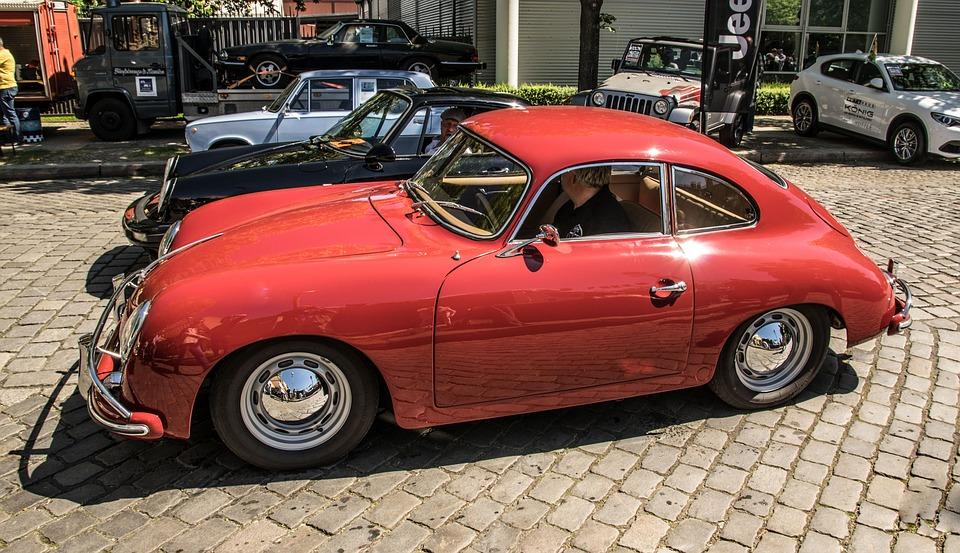 Porsche, Coupe, Automotive, Oldtimer, Sports Car