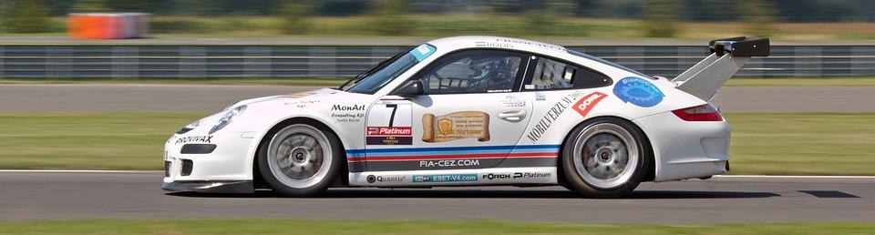 Motor Sport, Porsche, Porsche Cup, Race, Slovakia