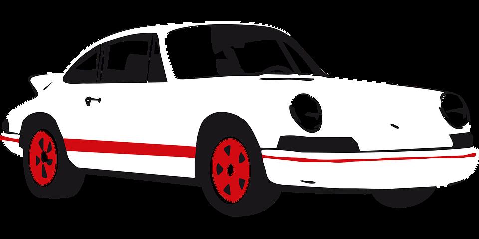 Car, Porsche, Sports Car, Driving