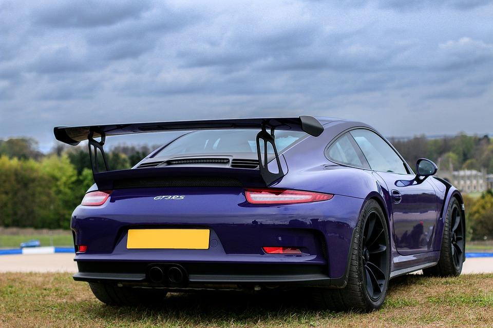 Sportscar, Porsche, Style, Transportation, Automobile