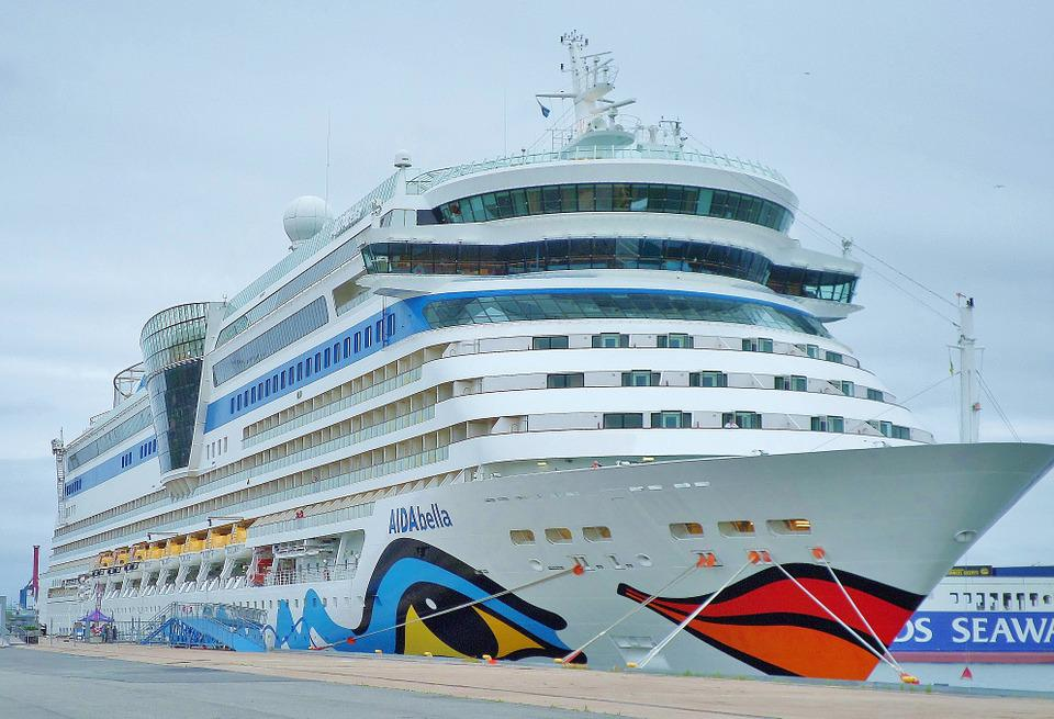 Aida, Cruise Ship, Aida Bella, Voyage, Vacations, Port