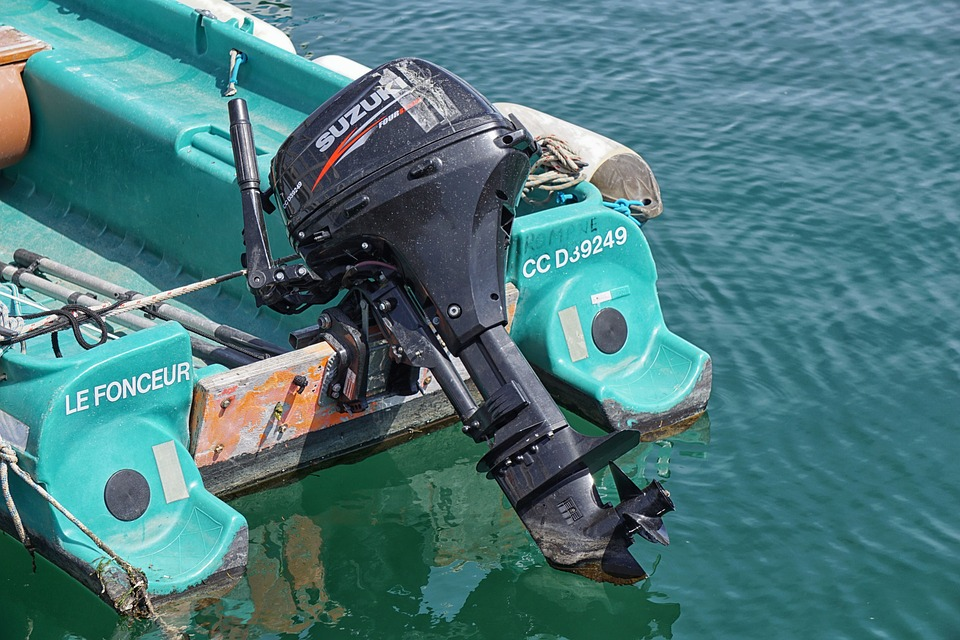 Boat, Engine, Motorboat, Port, Boating, Marina, Sea