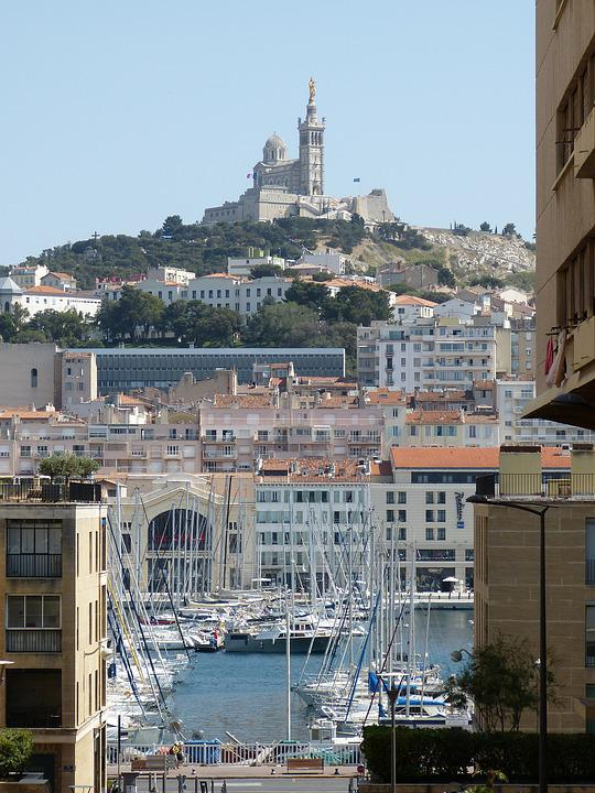Marseille, France, Outlook, Port, Boot, Sailing Vessel