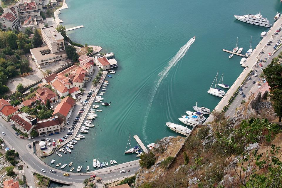 free photo port kotor montenegro max pixel