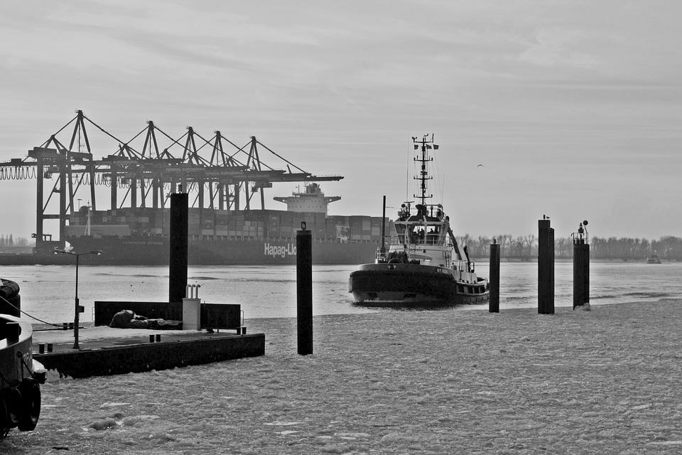 Harbour Cruise, Port Motifs, Monochrome
