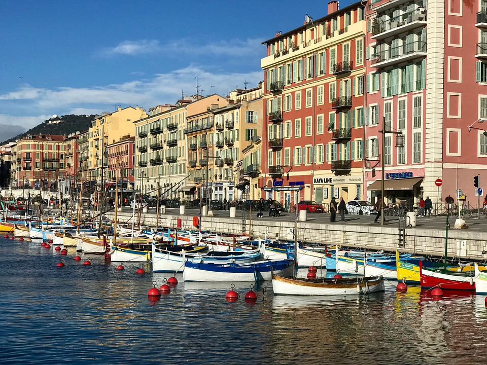 Water, Boat, Tourism, Travel, Sea, Port, Nice, France