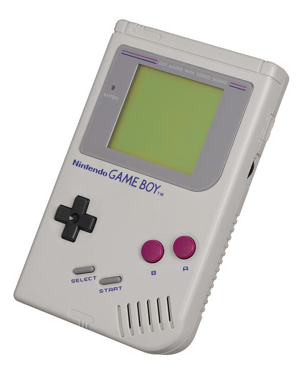 Nintendo Game Boy, Game Console, Portable, 1989