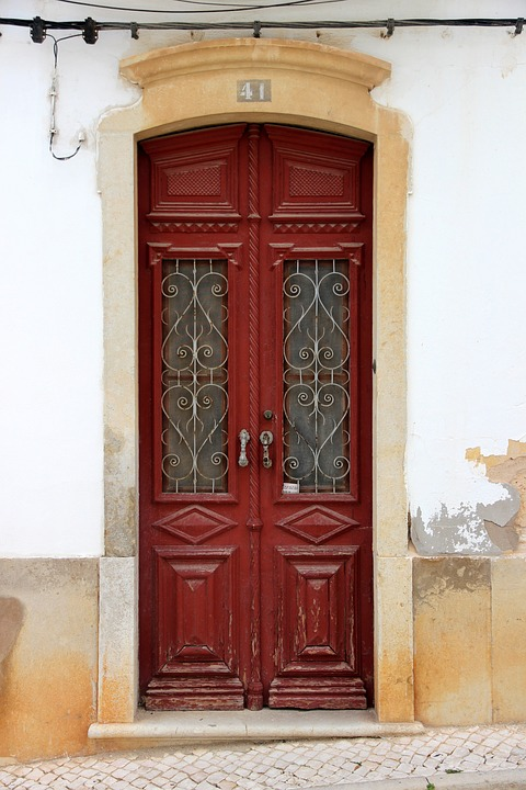 Door, Old, Input, Architecture, Wood, Portal, Gate